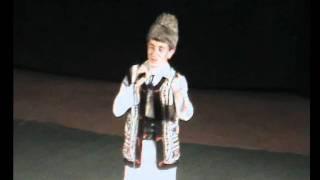 """Narcis Canea-Moinesti   """"Festivalul Maria Tanase"""" Craiova."""