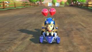 Wii U - Mario Kart 8 - (Wii) Moo Moo Meadows