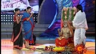 Sangeetha Maha Yudham Season2  Madhumitha Shankar Raghavendra Song width=