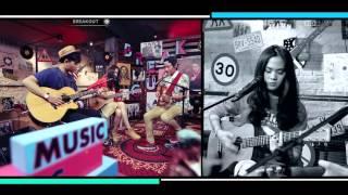 Sheryl Seinafia dan The Finest Tree - Thinking Out Loud - Cover Ed Sheeran