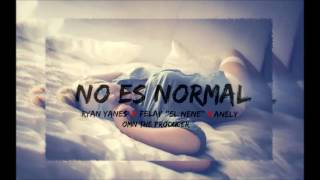 Maluma ft Ozuna, Arcangel, Kevin Roldan, Bryant Myers  Farruko   No es normal Video Lyrics