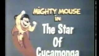 Super Mouse (1ª dublagem)