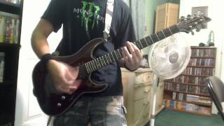 Sevendust - Praise (Guitar Cover)