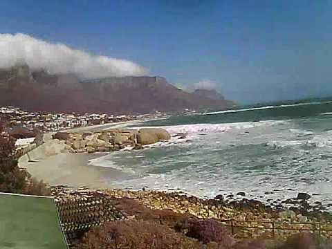 Timelapse Video – Glen Beach & Camps Bay – 28/07/2010
