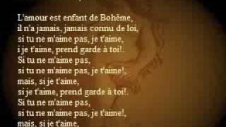 La Habanais  BIzet  - Part deux.