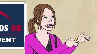 Jessica Biel makes fun of herself in Bojack Horseman (Voice)
