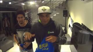 Fernandinho Beat Box e RATERIA