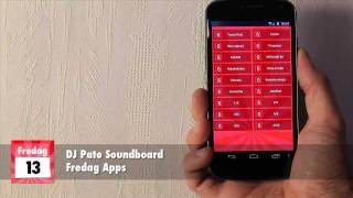 DJ Pate Soundboard