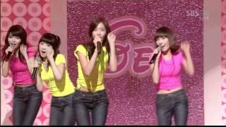 KTV-少女時代-Gee (live) 清晰