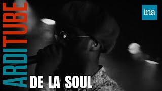 "De la Soul ""Say no go"" (live officiel) | Archive INA"
