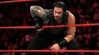 Atacan a Roman Reing en RAW 30/04/18 Español
