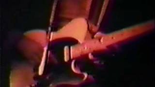 "ROY BUCHANAN LIVE IN NYC 1978 ""I'M EVIL"""