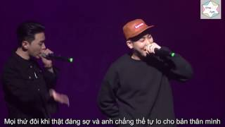 [Vietsub] Hold me tight - Loco x Gray