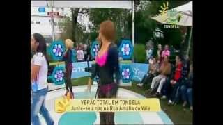 Pink Project - I wanna dance Verão Total - RTP1 (Tondela 16/09/2014)