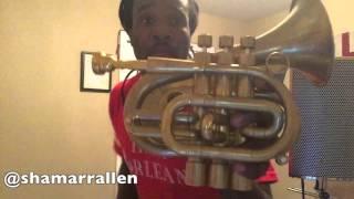 Shamarr Allen - Slow Motion (Karina Pasian cover) Bounce