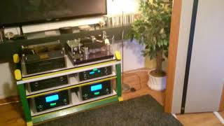 Small Audio Manufacture Reference turntable part 2