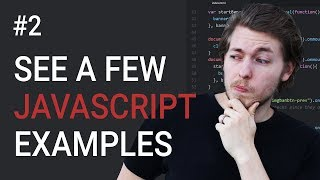 2: What can you do with JavaScript? - Learn JavaScript front-end programming
