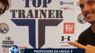 Professora da Unisul conquista o Top Trainer Brasil