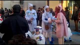 """Carnaval infantil Villarrobledo 2012 """"Platerillo"""""""