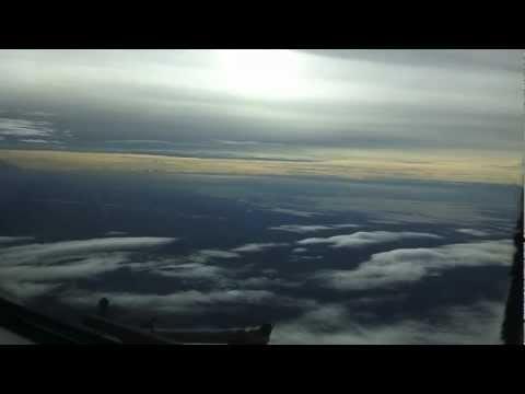 Amazing Medellin MD-80 Cockpit Video, SKRG Medellin Colombia HD720p