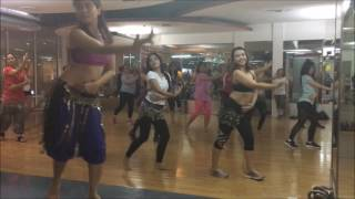 Bellydance Choreography: Shape of You