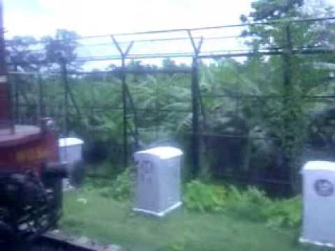 Train ride across Bangladesh India border at Darshena Gede Bangladesh