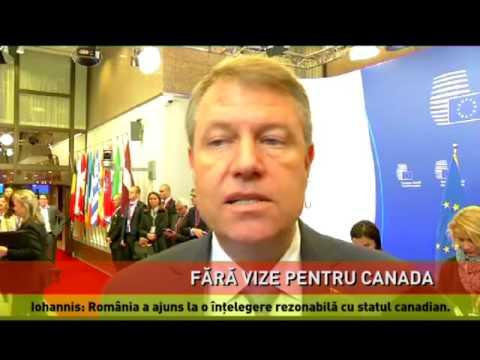 Fără vize pentru Canada