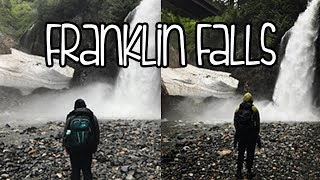 HIKE NO. 003 - FRANKLIN FALLS