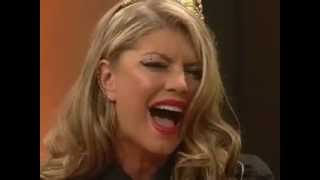 Fergie - All That I Got (The Make Up Song) Acoustic Version live