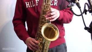 Rhythm Reggae - Tenor Saxophone - BriansThing