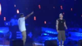 Eminem F1 Abu Dhabi - LIGHTERS Feat ROYCE da 59