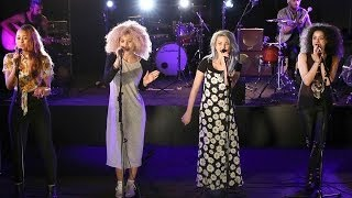 Neon Jungle cover 'Gotta Get Thru This' for #Kisstory