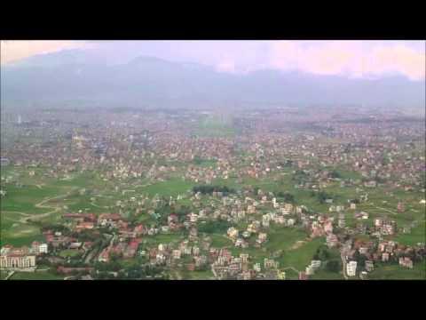 Landing Kathmandu Nepal – VNKT