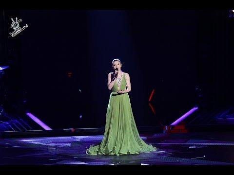 Ioana Ignat - Io Vivro | Semifinala | Vocea Romaniei
