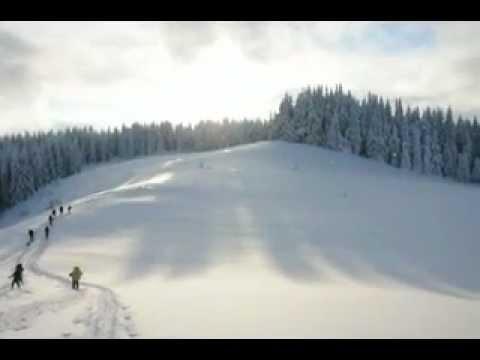 Ski-tour Ukrainian Carpathians 12-19 January 2013