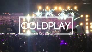 Viva La Vida (LIVE) - Coldplay Abu Dhabi 2016