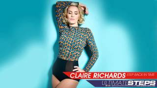 Claire Richards - Step Back In Time Live