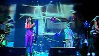 CocoRosie Live at Teatro de la Ciudad, Mexico City.