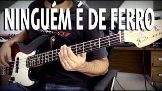 FORRÓ NO BAIXO - NINGUÉM É DE FERRO (Wesley Safadão e Marília Mendonça)