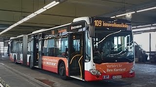 [Mitfahrt] Im HOCHBAHN 7432 (G) ☆ Linie 109 → Gerhart-Hauptmann-Platz → U Stephansplatz [1080 HD]