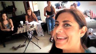 Alexia Vassiliou - Άσπρο μαύρο με τις Fonέs (Φωνές) - Πρόβα