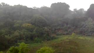 Chuva e Trovão
