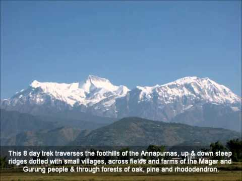 Nepal – The Pokhara Valley and Annapurna Himal