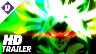 Dragon Ball Super: Broly - Official Comic-Con Trailer (Subbed)   SDCC 2018