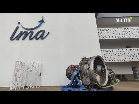 Video : Aéronautique : Ryad Mezzour à la rencontre des opérateurs du secteur