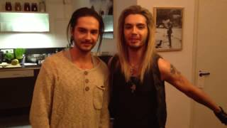 New Message from Bill and Tom Kaulitz