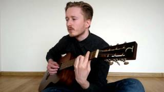 Massive Attack - Live With Me   Acoustic Cover