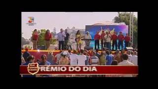 """CUSTÓDIO GONÇALVES """"Sou um Bombeiro"""" na Feira do Monte em SANTIAGO do CACÉM - Contacto para Arraiais"""