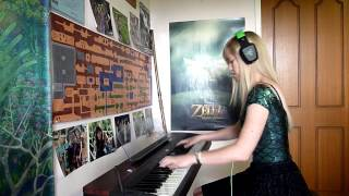 Lara plays 'Clarity' (Zedd), solo piano version