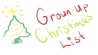 Grown-Up Christmas List 【Ashe】